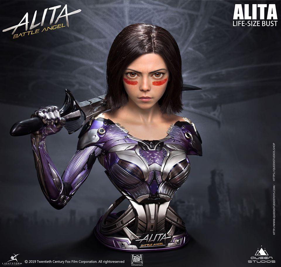 Alita Battle Angel 2021