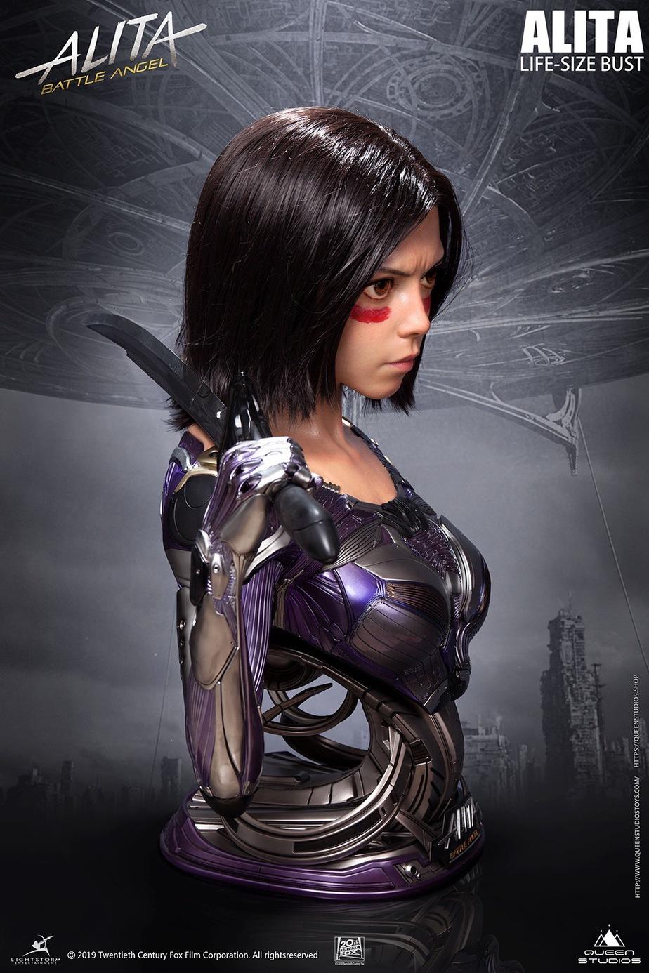 Alita: Battle Angel (2021)