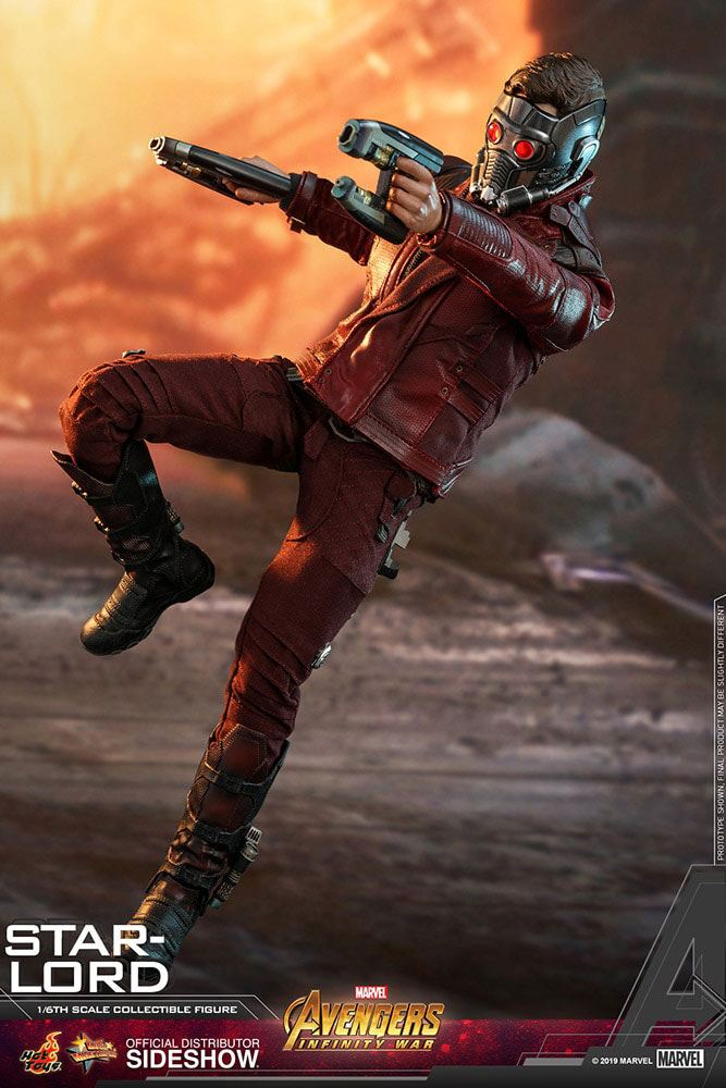 """Hot Toys: Avengers - Infinity War """"Star-Lord"""" Movie ..."""